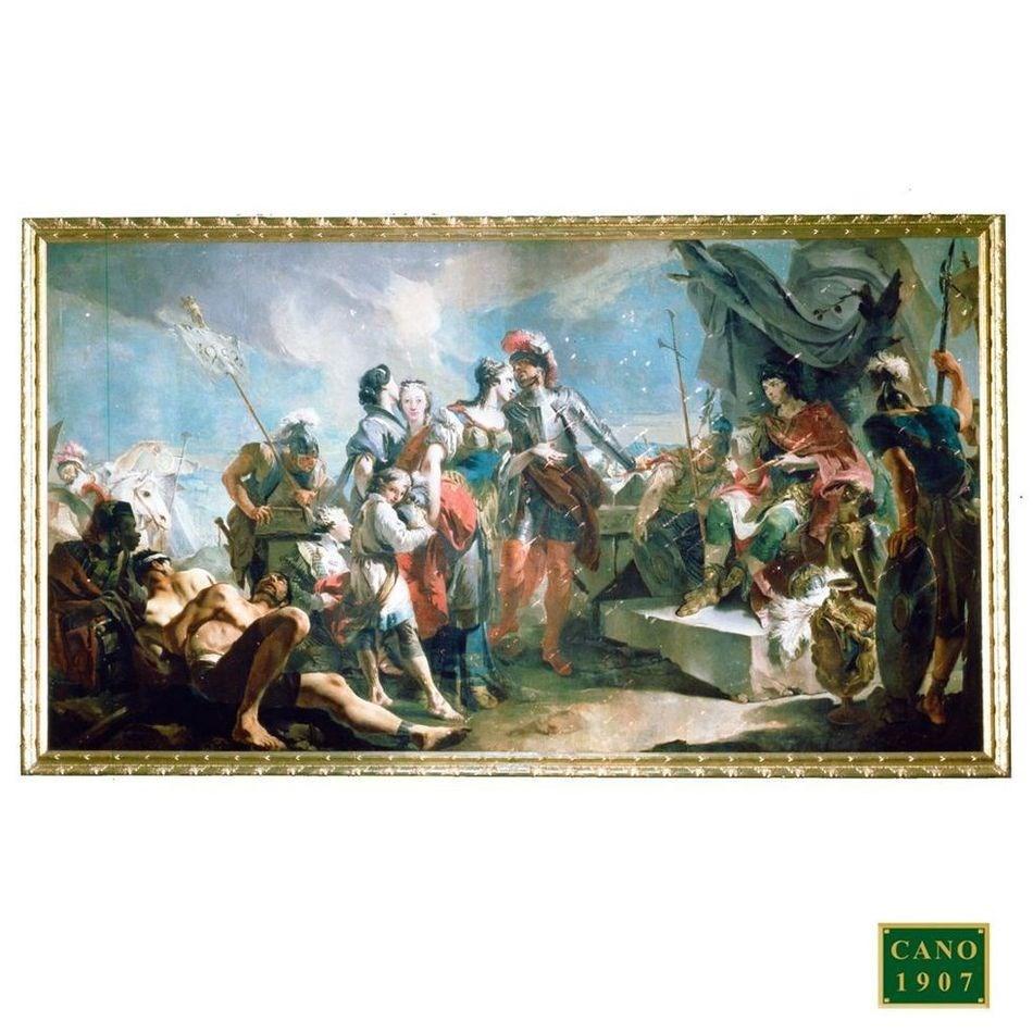 Visita el Museo del Marco. Colección de Marcos Cano en Coleccion De ...
