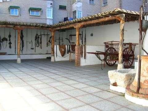 Visita la casa museo andr s torrej n en m stoles en casa museo andr s torrej n m stoles - Casas en mostoles ...
