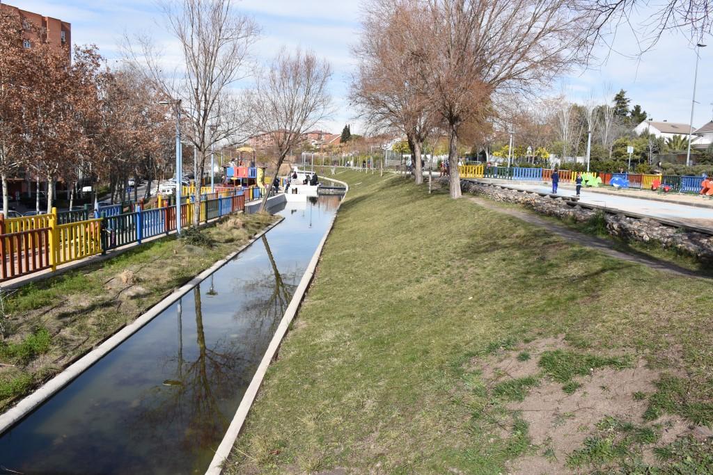 Parque lineal de rivas vaciamadrid - Temperatura rivas vaciamadrid ...