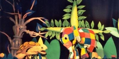 Elmer, un elefante diferente en Sala Teatro Cuarta Pared ...