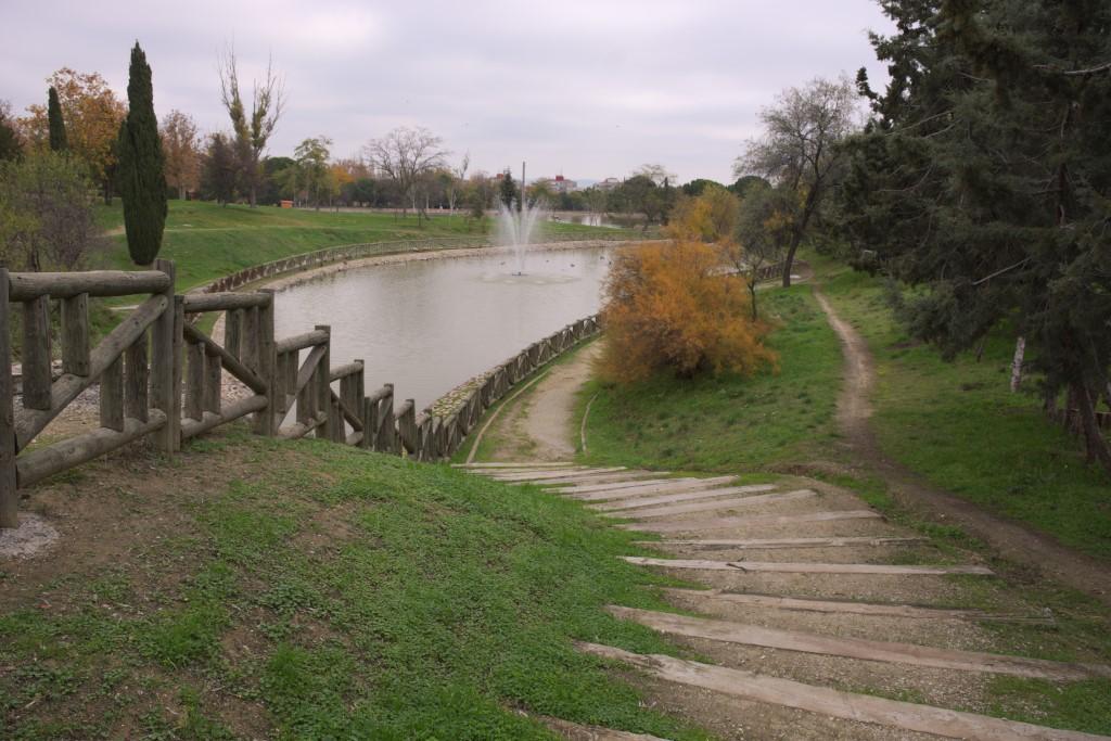 Parque de la Alhóndiga de Getafe - ComiendoPipas.com