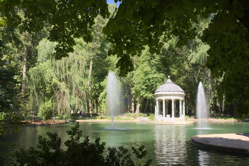 Jard n del pr ncipe de aranjuez for El jardin de aranjuez