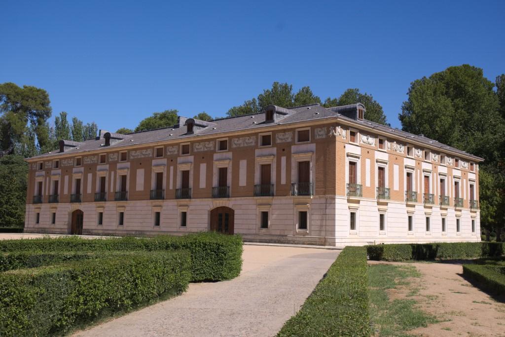 Jard n del pr ncipe de aranjuez for Calle jardin de la reina granada