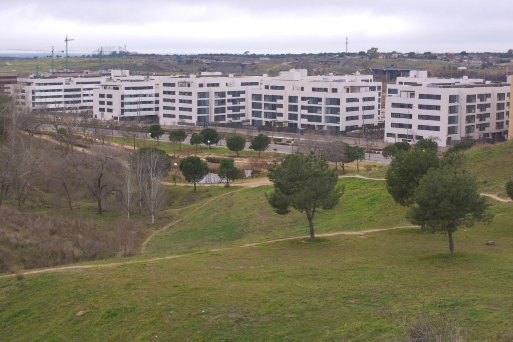 Parque arroyo fresno for Pisos arroyo del fresno